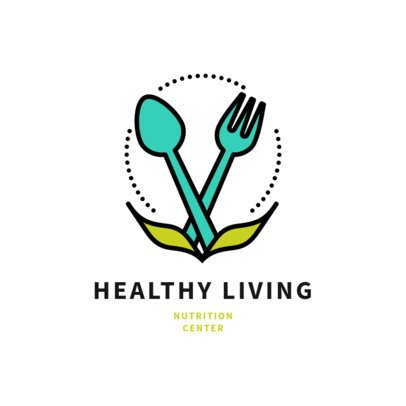 Nutritionist Logo Maker for a Healthy Lifestyle 2536f