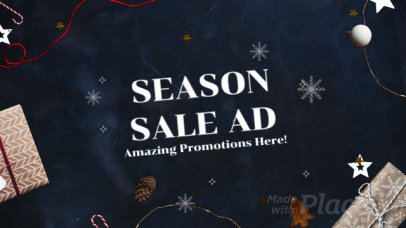 YouTube Ad Video Maker for Xmas Sales 1912