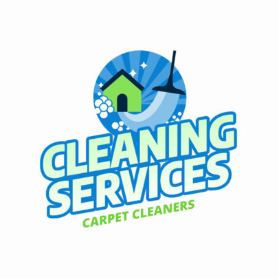 Logo Maker for Professional Carpet Cleaning Services 2549d