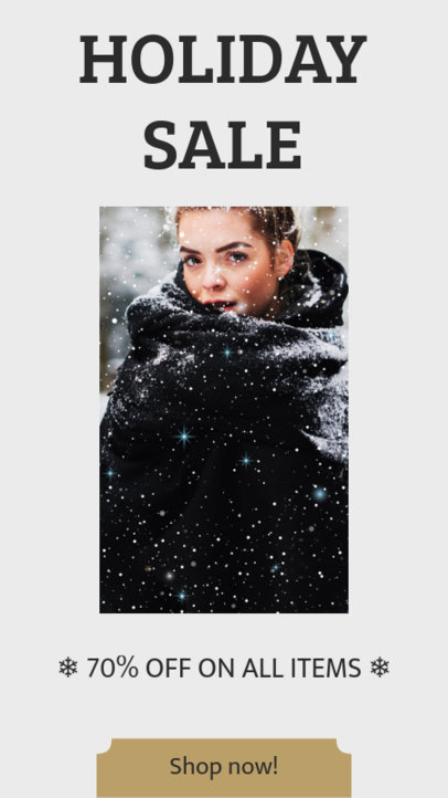 Winter Sale Instagram Story Maker 985f 1824