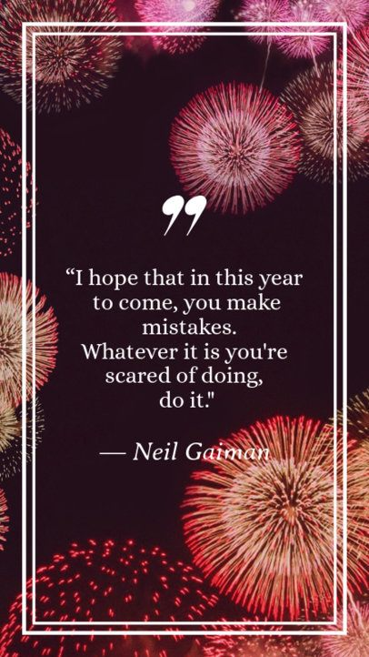 Instagram Story Creator for New Year Best Wishes 597t 1829