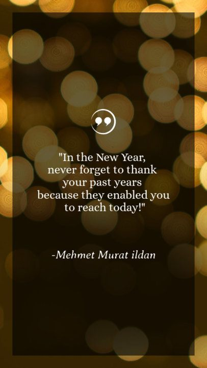 New-Year-Themed Inspiring Quote Instagram Story Template 597u 1829