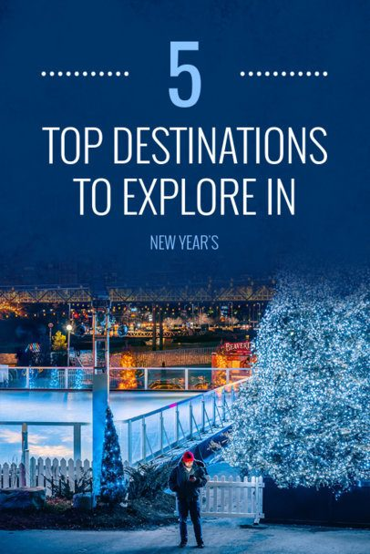 Pinterest Pin Maker Featuring Top New Year's Destinations 614i - 1862