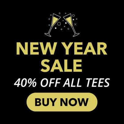 Holiday Banner Maker for a New Year's Special Offer 755m 1859