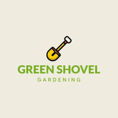 Online Logo Generator for a Gardening Company 1166f 140-el