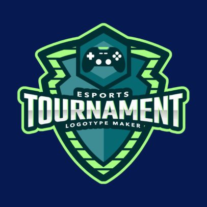 Online Logo Maker for a Gaming Tournament 2702
