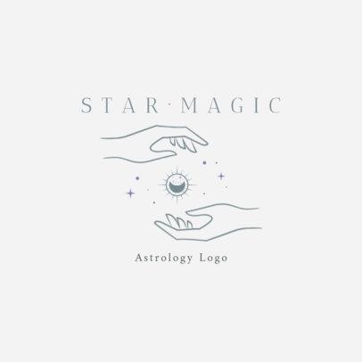 Astrology-Related Online Logo Creator 2662b
