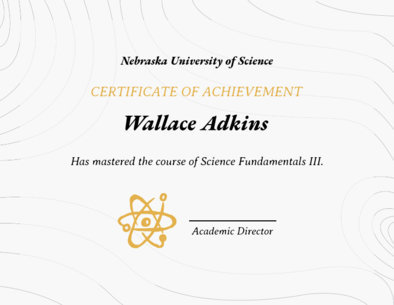 Online Certificate Maker for Achievement
