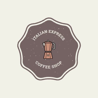 Logo Maker for a Classic Coffee Shop 950h-158-el