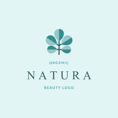 Beauty Brand Logo Maker for Organic Cosmetics 2213j 2697