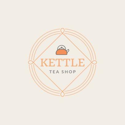 Logo Creator for a Tea Shop with an Elegant Design 1344g-173-el