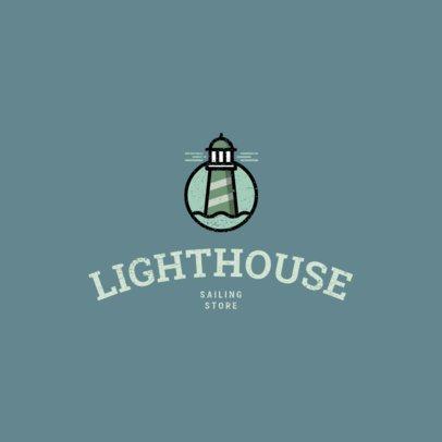 Online Logo Maker for a Sailing Store 1794i 270-el