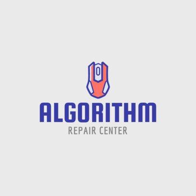 Modern Logo Design Creator for a Repair Center 1252l-207-el