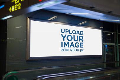 Billboard Mockup Generator | Try 15k Mockups for Free | Placeit