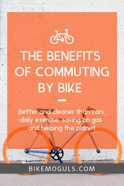 Pinterest Pin Maker about Commuting Benefits 2031e