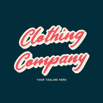 Another Place-Allusive Logo Maker for Clothing Brands 2751g