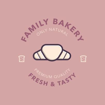 Online Logo Maker for a Bakery Business 220-el