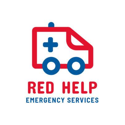 Logo Creator for Medical Emergency Services 247a-el