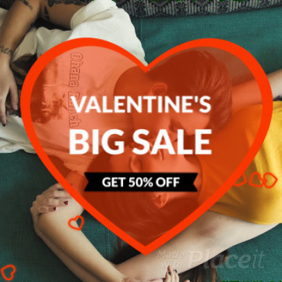 Valentine's Day Mockups & Templates!
