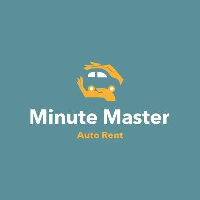 Online Logo Maker for Car Rental Companies 2774c