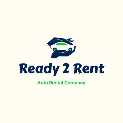 Online Logo Creator for Car Rentals 2774d