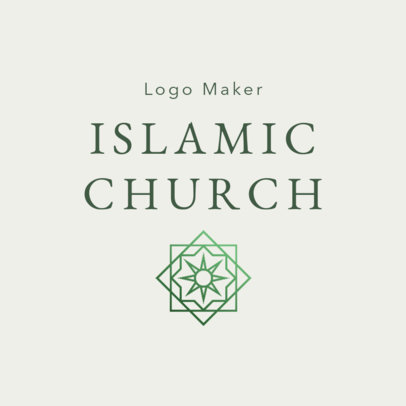 Logo Maker with Islamic Symbols 2783