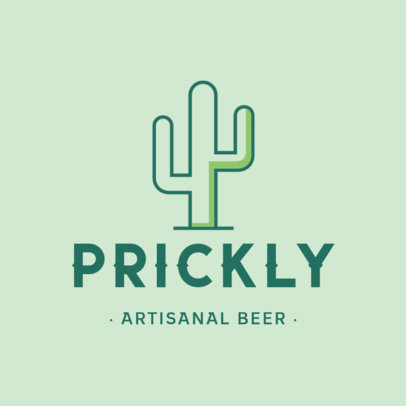 Logo Generator for an Artisanal Beer Brand 283a-el