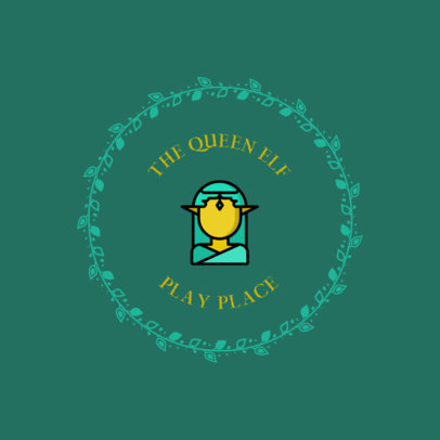 Fairytale Logo Maker for a Playground