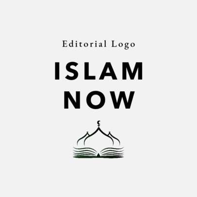 Logo Creator for an Islamic Publisher 2783b