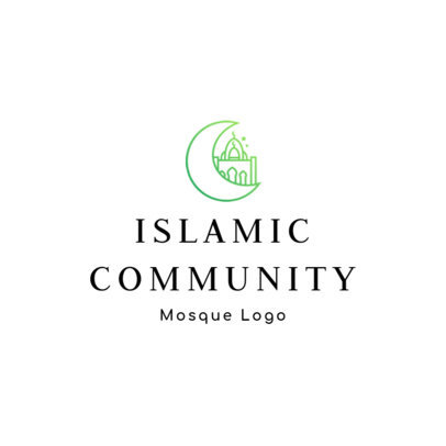 Islam-Related Logo Maker for Mosques