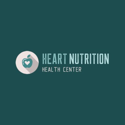 Logo Creator for a Health Center 460a-el1