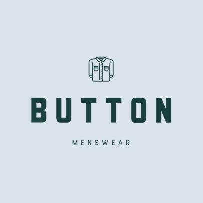 Minimal Logo Maker for Clothing Brands 470-el1