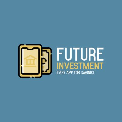 Logo Creator for a Finance App 479a-el1
