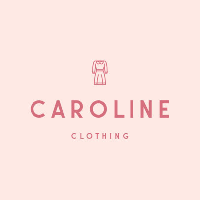 Simple Logo Generator for Women's Clothing Brands 470a-el1