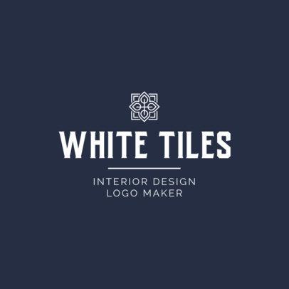Minimal Logo Maker for Interior Design Companies 1330m 2834