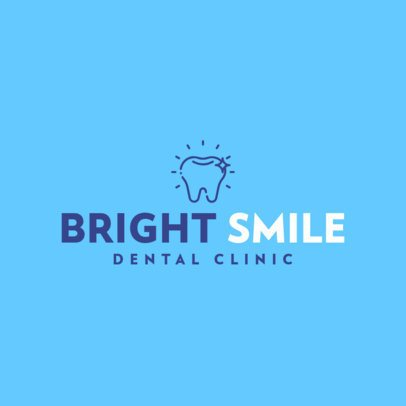 Simple Logo Maker for Dental Clinics 478-el1
