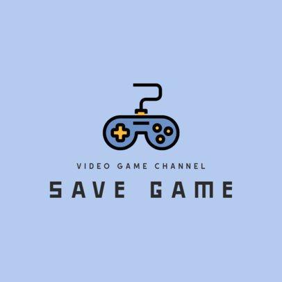 Online Gaming Logo Maker for a Gaming Channel 312c-el1