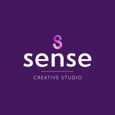 Logo Template for a Creative Studio 551-el1