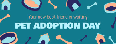 Pet Care-Themed Facebook Cover Template 2120e 2147
