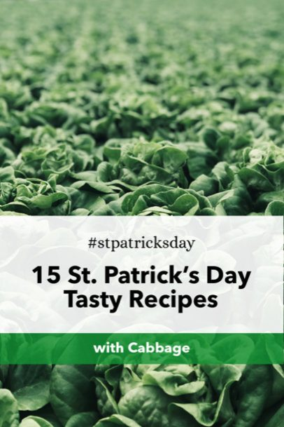 Pinterest Pin Maker Featuring St Patricks Day Recipes 2183