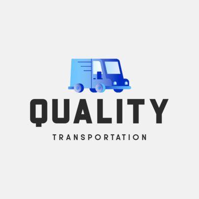 Logo Maker with Transportation Vehicles Illustrations 692-el1