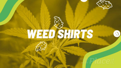 420 Facebook Cover Video Maker for Marijuana Deals 792