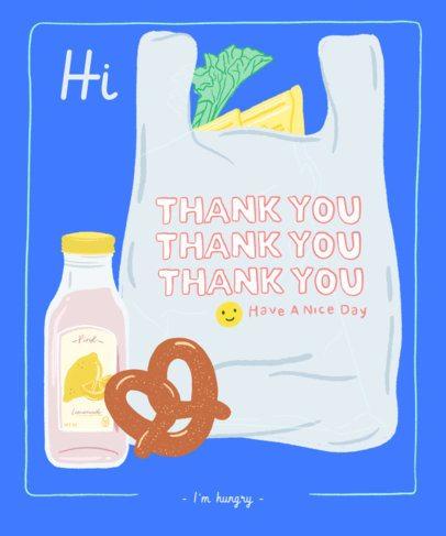 T-Shirt Design Creator with Supermarket Graphics 2289c