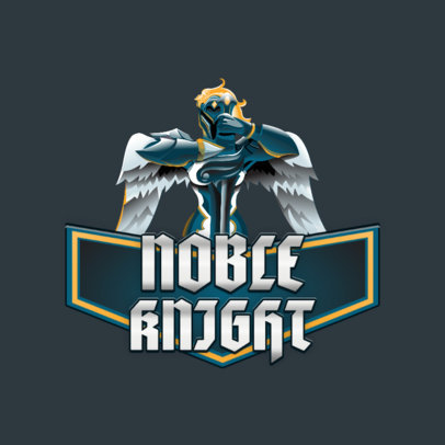 Teamfight Tactics-Inspired Logo Maker for a Gaming Squad 3001d