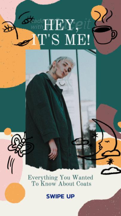 Instagram Story Video Creator for Fashion Advisors 453