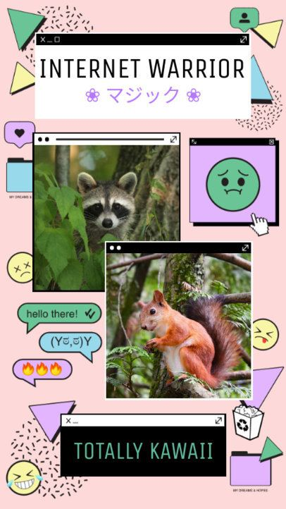 Instagram Story Maker Featuring Emojis and Pictures 2343k