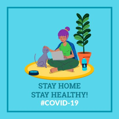 Free Templates to Spread COVID-19 Awareness