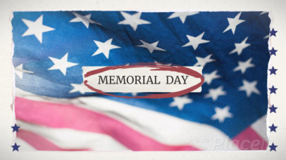 Photo Slideshow Maker for an Emotive Memorial Day Remembrance 1291