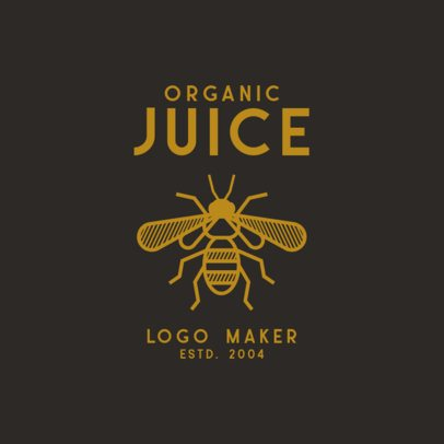 Logo Maker for an Organic Products Store 3171