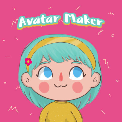 Gaming Logo Maker with Customizable Animal Crossing-Inspired Avatars 3210